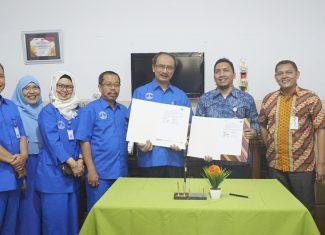 MoU Kerjasama Universitas Medan Area Dengan Bank Mega Syariah